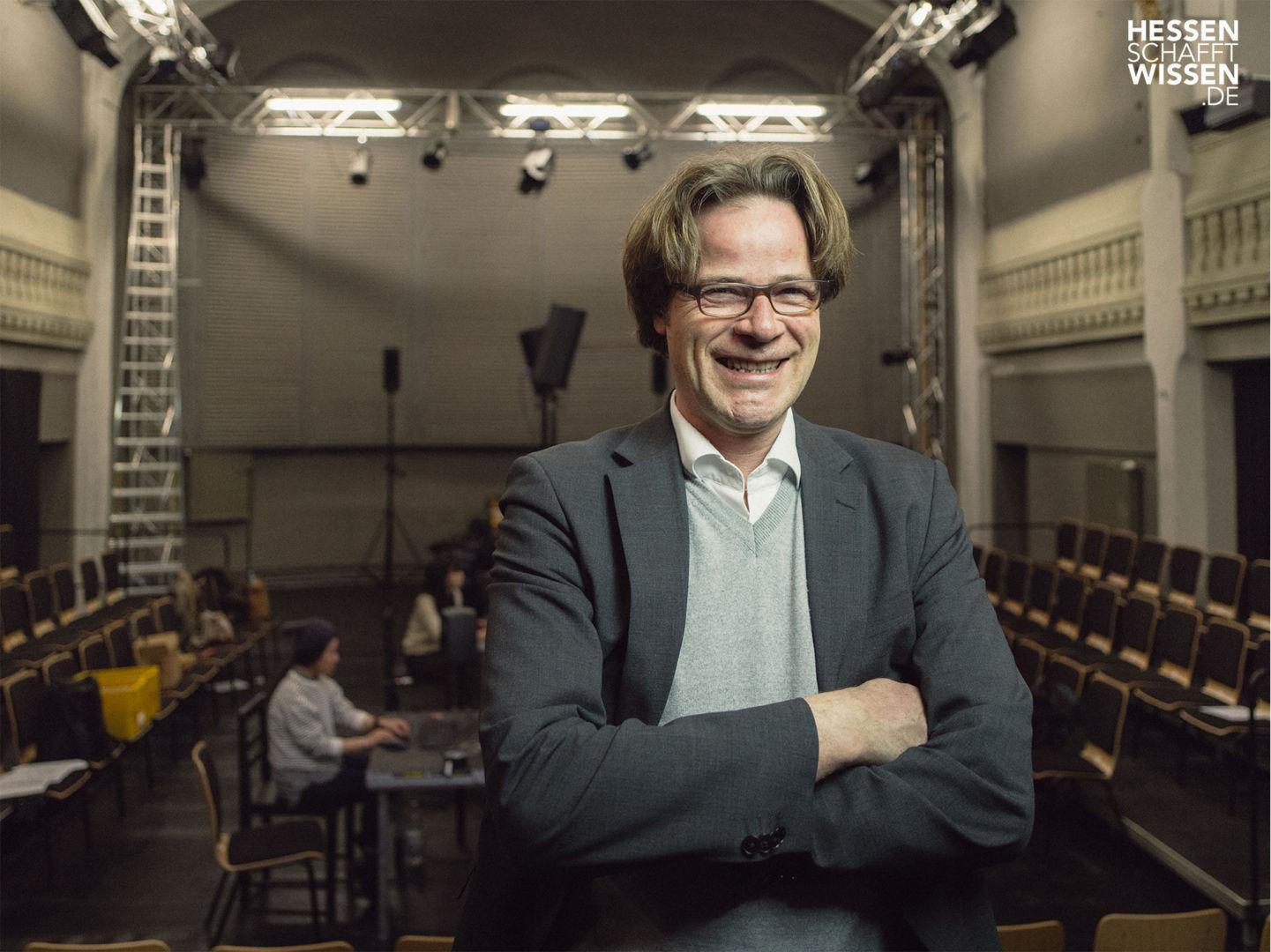 Prof. Orm Finnendahl