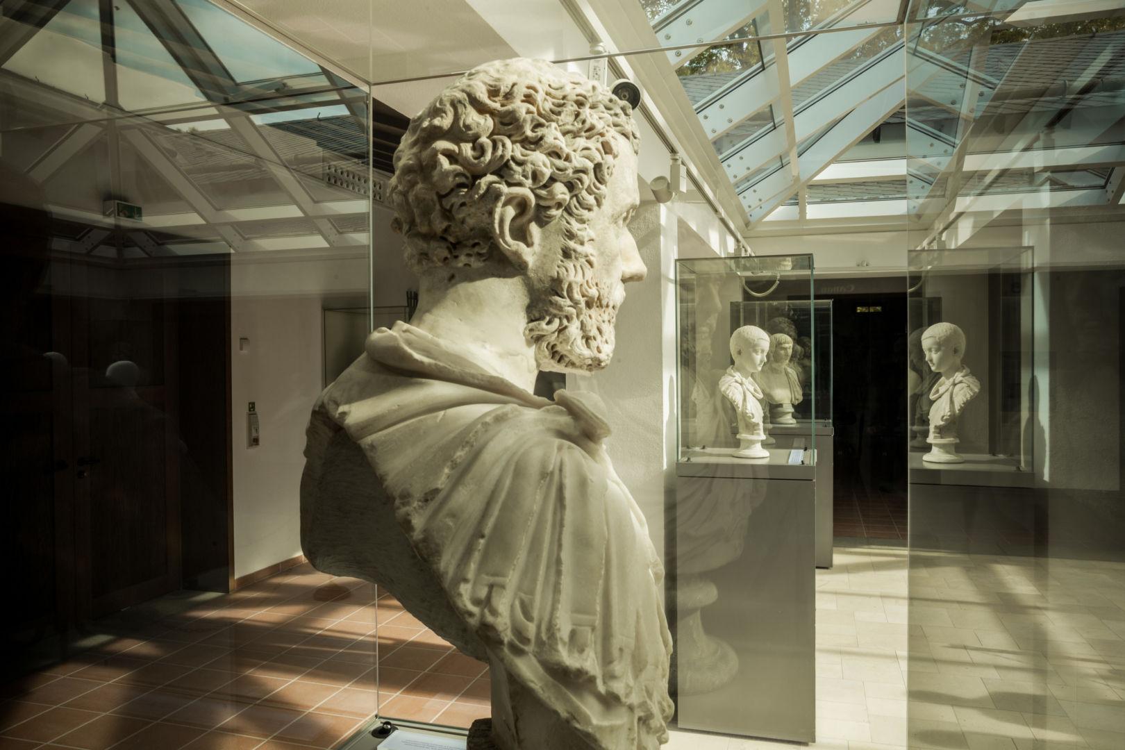 Römer-Ausstellung der Saalburg