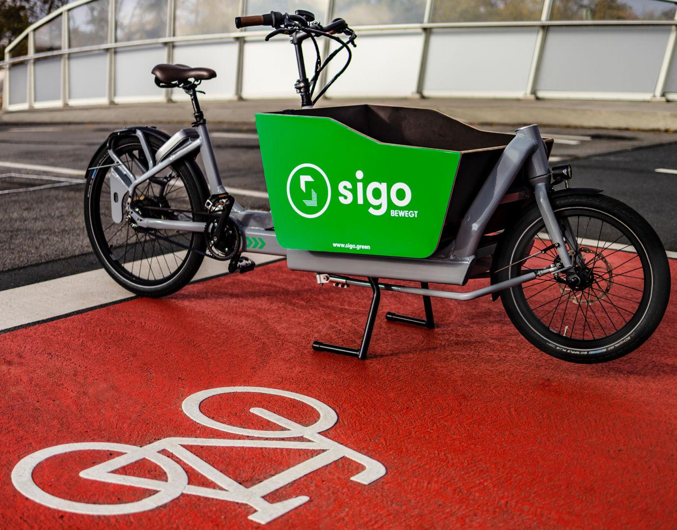 Die drei Geschäftsführer der Sigo GmbH aus Darmstadt