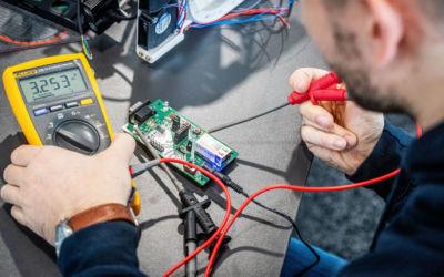Von den ersten Ideen in der Garage zum eigenen Patent