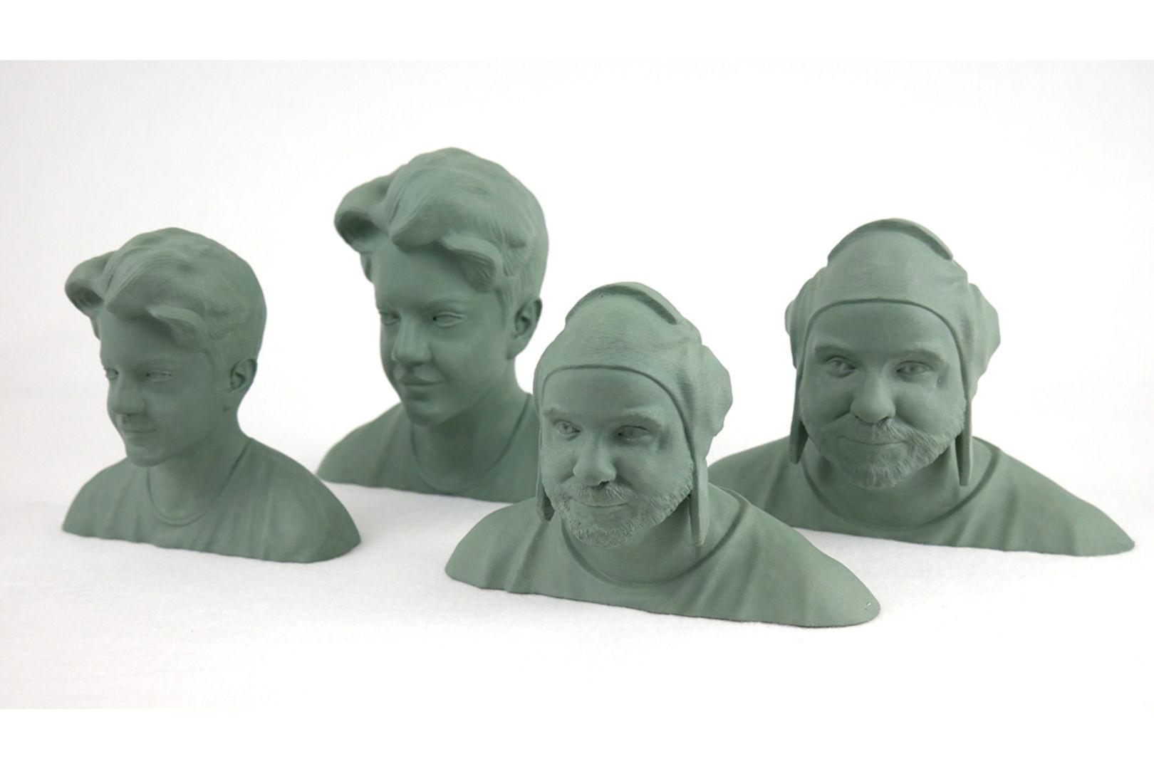 3D-Büsten