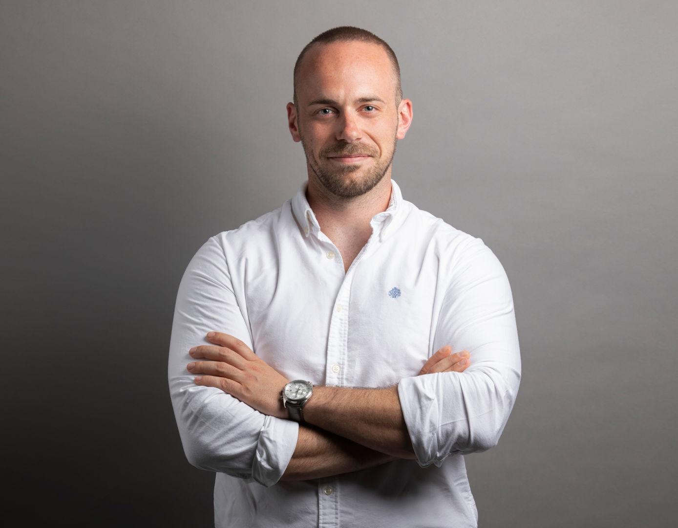 """Tim Weinel, Gründer der Mode-Marke """"espero"""""""